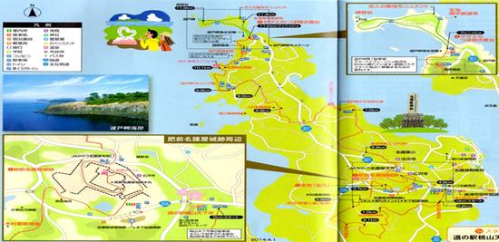 ゆっくり登ろう会 第111回例会 オルレ唐津コース 歩行11.2km   3月26日(金)