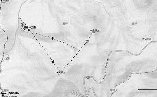 ゆっくり登ろう会 第66回例会 猟師山 1,423m 登山 とオオヤマレンゲ 6月17日(日)