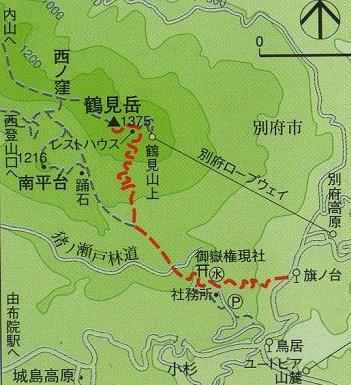 ゆっくり登ろう会 第71回例会 南平台 登山  11月3日(土)実施