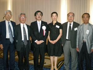 福岡県弁護士会 「新役員祝賀会」開かれる 福岡県連も出席