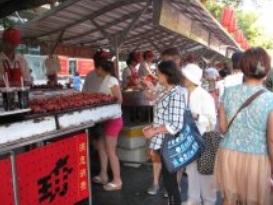 北京留学日誌(12) 2013年度夏期中国短期留学