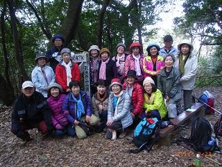 ゆっくり登ろう会 第88回例会 高祖山(416m)登山 と 神楽見学 4月26日(土)