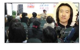 劉さんの二胡に酔いしれる。   九州二胡演奏祭は、5月6日アクロス福岡シンフォニーホールで開催されます