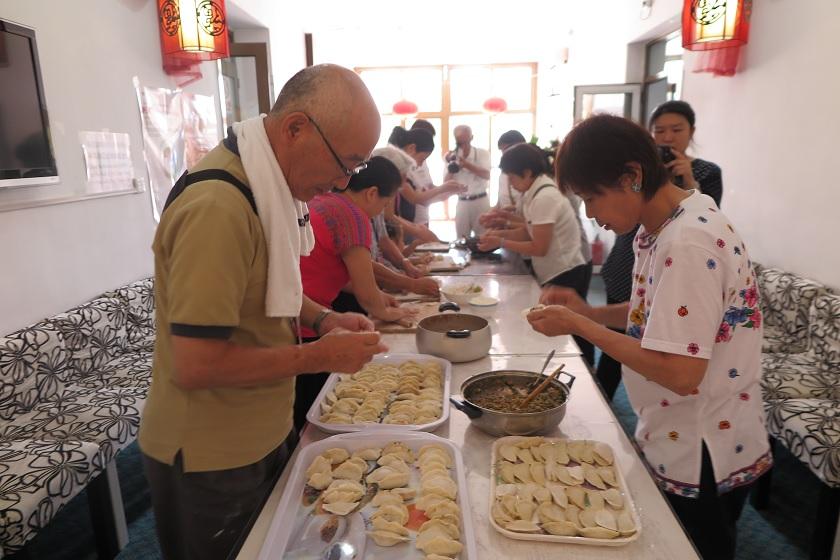 北京日誌 No.6 8月17日  [第18回夏季中国短期留学 2016年7月31日~8月28日]